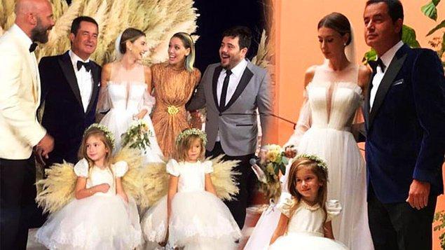 10. Bırakın 2017 yılını belki de Türkiye'nin gelmiş geçmiş en çok konuşulan düğünü Şeyma Subaşı ve Acun Ilıcalı'nınki idi. Sağolsun Şeyma'nın story'lerinden hepimiz düğüne gitmiş kadar olduk. Olay evlilik maalesef hüsranla bitti. Çift 1 yıl sonra boşandı.