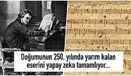 Bilimle Sanat El Ele: Beethoven'ın Yarım Kalan Eseri 10. Senfoni, Yapay Zeka Tarafından Tamamlanacak