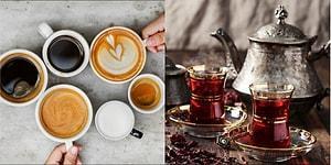 Yüzde Kaç Kahve, Yüzde Kaç Çay İnsanısın?
