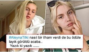 Spor Bakanlığı'nın Açıkladığı, Türkiye'nin İlham Veren Gençleri Listesinde Aleyna Tilki'nin de Yer Alması Tepkilerin Odağında