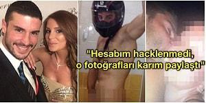 Berk Oktay, Mahrem Fotoğraflarının Karısı Tarafından Sosyal Medyada Paylaşıldığını İddia Etti