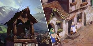 Disney'in 1940 Yılında Kullandığı Çoklu Plan Çekimi Tekniği ile Animasyonlara Bir Kez Daha Hayran Kalacaksınız!