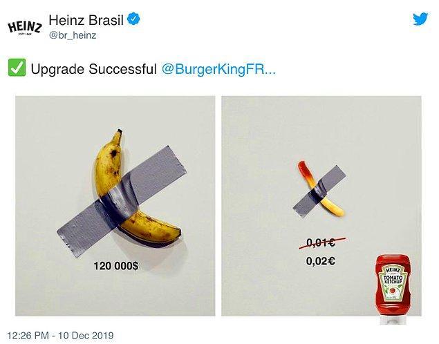1. Heinz Brezilya