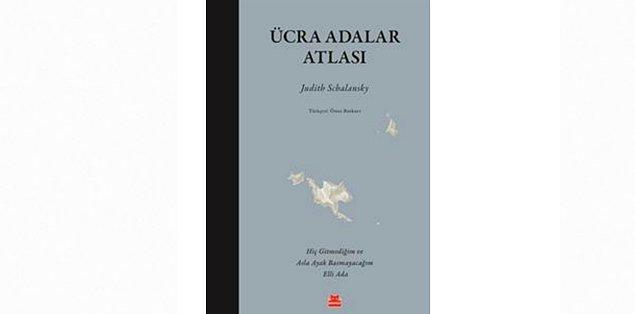11. Ücra Kıtalar Atlası - Judith Schalansky Schalansky
