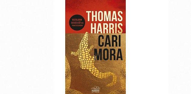 15. Cari Mora - Thomas Harris