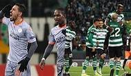 Medipol Başakşehir'in UEFA Avrupa Ligi Son 32 Turu'ndaki Rakibi Sporting Lizbon Oldu