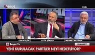 Cem Küçük: 'Erdoğan Dışında Herhangi Biri Seçilirse Biz Dahil Herkes Tutuklanır'