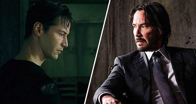 2. Warner Bros., başrollerinde Keanu Reeves'in oynadığı Matrix 4 ve John Wick 4 filmlerinin aynı gün, yani 21 Mayıs 2021 tarihinde vizyona gireceğini açıkladı.