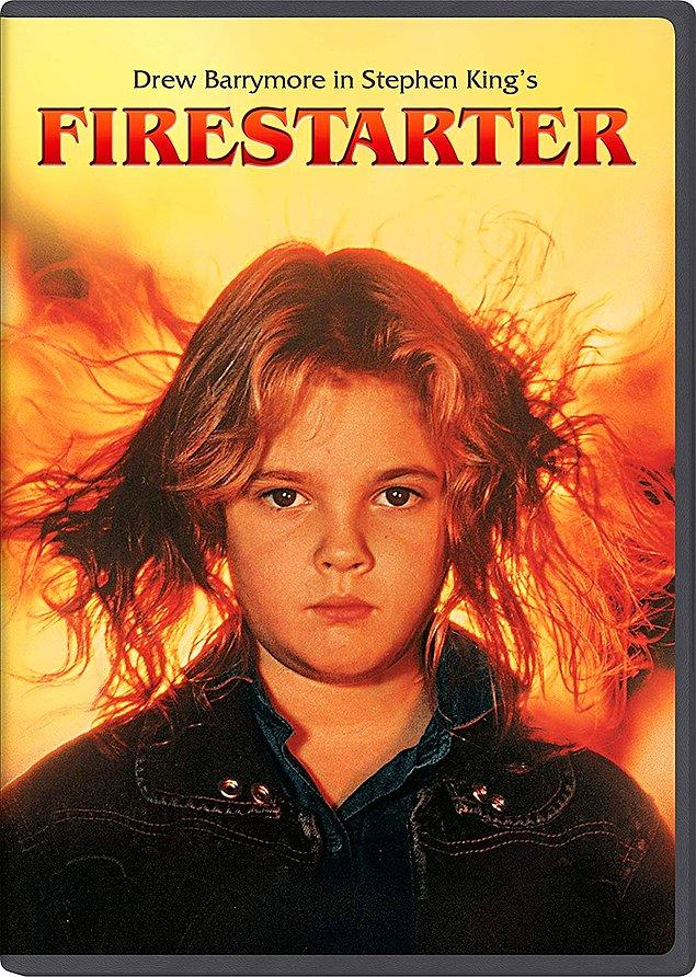 10. Stephen King romanından uyarlanacak olan Firestarter'ın yönetilmesi için Fatih Akın ile anlaşılmıştı ancak Akın, görevden alındı. Filmin yönetmenliğini Keith Thomas üstlenecek.
