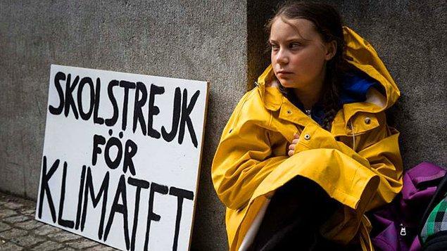 13. Disney'in video odaklı akış hizmeti Hulu, 16 yaşındaki İsveçli çevre aktivisti Greta Thunberg'in belgeselini yapacak.