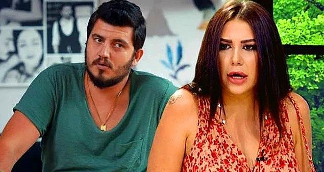 21. Melis Buse Betkayan ve Batuhan Cimilli kavgasını hatırlıyor musunuz?