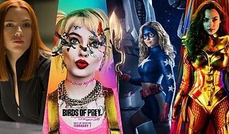 2020 Yılında Yayınlanacak Heyecanla Beklediğimiz 14 Süper Kahraman Filmi ve Dizisi