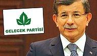Ak Parti'den Gelecek Partisi'ne: Ahmet Davutoğlu!