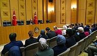 Erdoğan: 'Katar Emiri'nin Annesinin Gayrimenkul Satın Almasına Mani Yasal Olarak Herhangi Bir Şey Söz Konusu mu?'