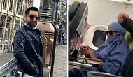 Uyuşturucudan Tutuklanmıştı: 'Ben FETÖ'cüyüm, Uçağı Patlatacağım' Diyen Kadının Polis Oğlu Tanıdık Çıktı