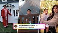 Kylie Jenner'ın Kızı Stormi'ye Anneannesinin Dubleks Fiyatına Aldığı Oyun Evi Goygoycuların Diline Fena Düştü!