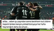 Kırmızı Kartlar, Bol Gol ve Atiba Şov! Beşiktaş-Gençlerbirliği Maçında Yaşananlar ve Tepkiler