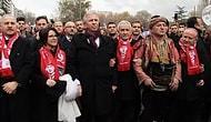 Atatürk'ün Ankara'ya Gelişinin 100'üncü Yılı 'Seymen Yürüyüşü' ile Kutlandı