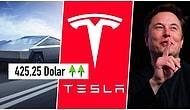 Tesla Hisseleri Tavan Yaptı: Elon Musk ve Cybertruck Piyasadaki Rakiplere Tur Bindirmeye Devam Ediyor!