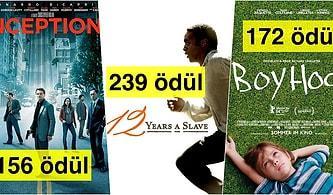 Yüzden Fazla Ödül Alarak Son 10 Yıl Boyunca Ödüllere Doymak Bilmeyen En İyi Filmler