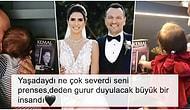 Ah Yaşasaydı Ne Güzel Severdi Torununu... Kemal Sunal'ın Fotoğrafını Seven Ali Sunal'ın Bebeği Herkesi Duygulandırdı
