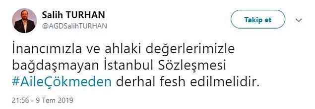 Kadına yönelik her türlü ayrımcılığın ortadan kaldırılması, kadın/erkek arasındaki eşitliğin sağlanması amacıyla 2014 yılında yürürlüğe giren İstanbul Sözleşmesi'ne bazı kesimler şiddetle karşı çıkıyor.