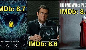Televizyon Dünyasında Büyük Beğeni Toplayıp, IMDb'de Beğeni Rekorları Kıran Son Üç Yılın En İyi 21 Dizisi