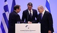 Doğu Akdeniz Gazını Avrupa'ya Taşıyacak: Türkiye'nin Tepki Gösterdiği Anlaşma İmzalandı