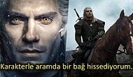 İş Aşkının Böylesi! Henry Cavill, The Witcher'ın Geralt'ı Rolüne Kendini Fazla Kaptırıp Eve Kostümüyle Gitti