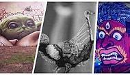 Dünyanın Dört Bir Yanında Bulunan ve Güzellikleriyle Hepimizin Gözlerini Kamaştıran 21 Sokak Sanatı Örneği