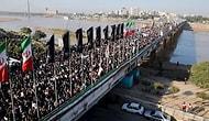 Kasım Süleymani'nin Cenazesi İran'a Getirildi: On Binlerce İranlı 'Amerika'ya Ölüm' Sloganları Attı