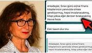 Kitabını Satın Almayan Öğrencileri Dersten Bırakmakla Tehdit Ettiği İddia Edilen İstanbul Üniversitesi Hocası Tepkilerin Odağında