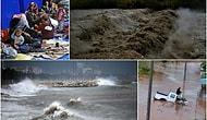Araçlar Sürüklendi, Tekneler Battı: Mersin'deki Sel Felaketinde 2 Kişi Hayatını Kaybetti