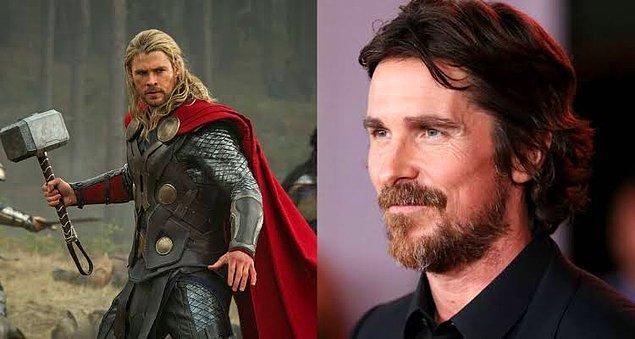 11. Christian Bale, Thor: Love and Thunder'ın kadrosuna katılmak için Marvel ile görüşme halinde.
