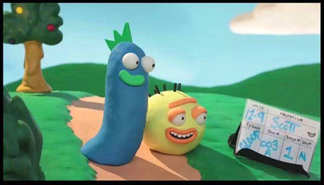 6. Rick and Morty ortak yaratıcısı Justin Roiland ve Robot Chicken'ın arkasındaki stüdyo, Quibi'de canlandırılacak bir seri için çalışıyor. Gösterinin adı Gloop World olarak planlandı.