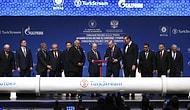 TürkAkım Boru Hattı Açıldı: 15 Milyon Hanenin Yıllık Doğalgaz İhtiyacını Karşılayacak