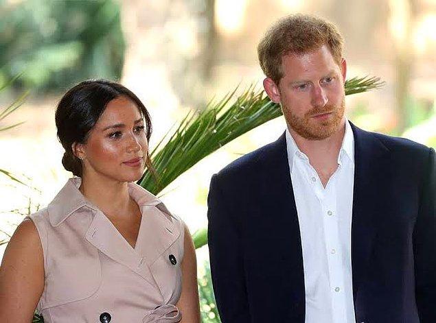 Bu kararın ardından Kraliçe'den bir açıklama gelmezken, Buckingham Sarayı sözcüsü şu açıklamayı yaptı: