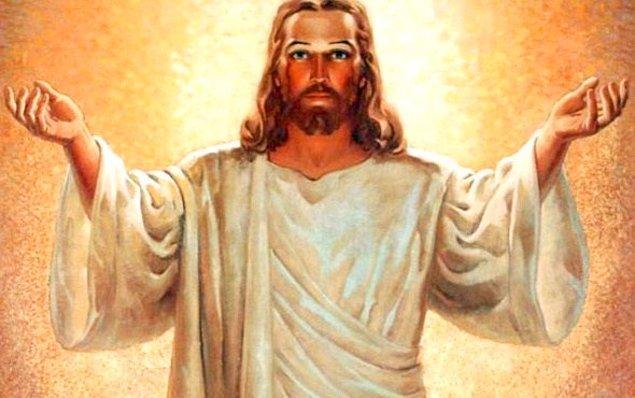 Hz. Muhammed'in anlattığına göre Mesih; esmer, saçı omuzlarına kadar uzun, ne uzun ne de kısa boylu, beyaza çalan kırmızı renkte iki elbise içinde yeryüzüne gelecekmiş.