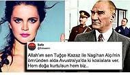 Tuğçe Kazaz'ın Mustafa Kemal Atatürk'le İlgili Ahlaksızlık İçeren Açıklamalarına Tepkiler Yağıyor
