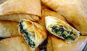 Yozgat Böreği Tarifi: Ispanaklı Nefis Harcıyla Çıtır Çıtır Yozgat Böreği Nasıl Yapılır?
