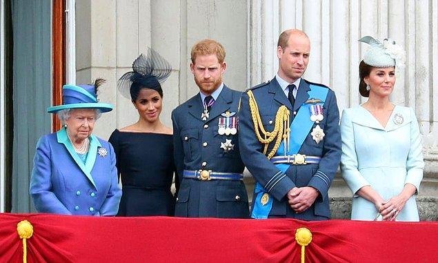 Finansal açıdan bağımsız olmak isteyen Sussex Dükü Prens Harry ve eşi düşes Meghan Markle İngiliz Kraliyet ailesindeki üst düzey görevlerini bırakmaya karar verdiklerini açıklamış, adeta yer yerinden oynamıştı.