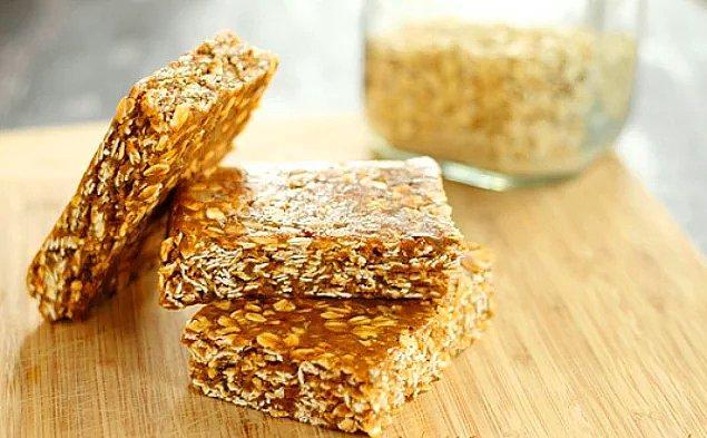 16. Sağlıklı bar + Chia tohumu