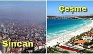 Senin Ruhun Türkiye'nin Hangi İlçesine Ait?