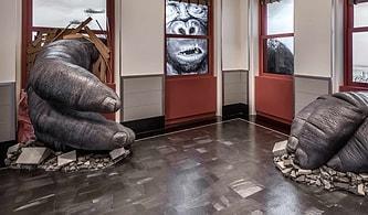 Empire State Binasında 'King Kong' Konseptiyle Hazırlanan Etkileyici Oda!