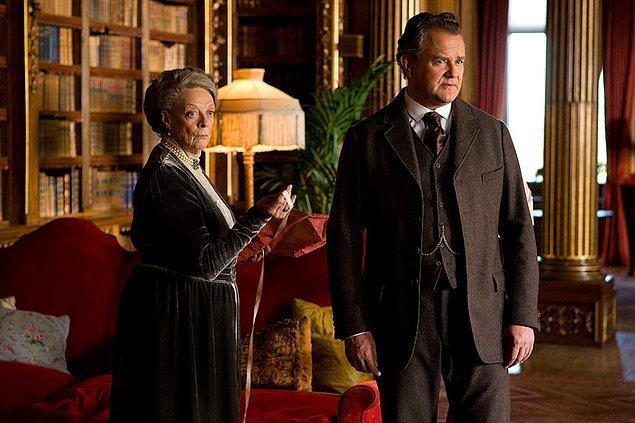 4. Downton Abbey (2010–2015)