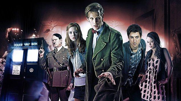7. Doctor Who (2005– )
