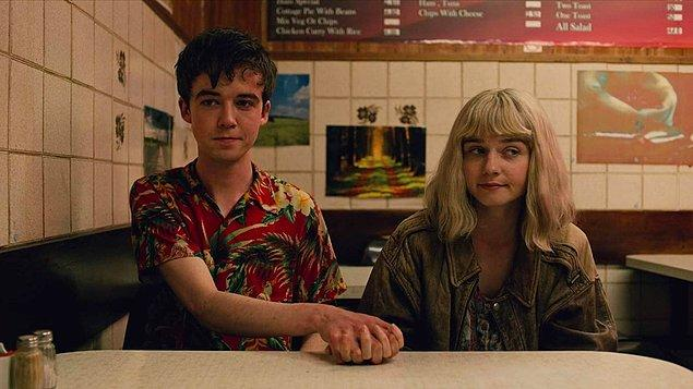 26. The End of the F***ing World  (2017–2019)