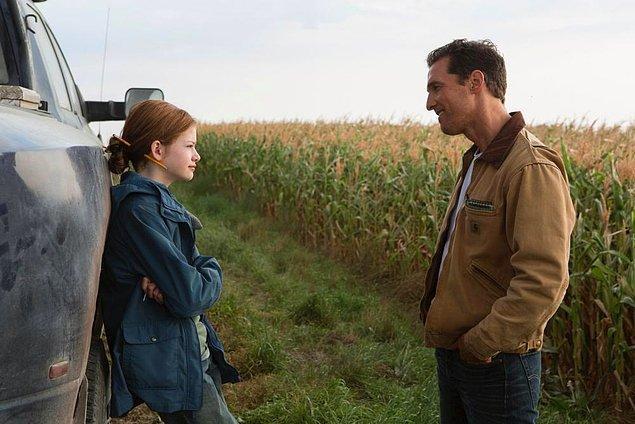 """3. """"Ağır iş makineleri olan dul bir çiftçi müşterimiz vardı. Zaten onunla çiftlikte çalışan iki oğlu ve şehirde çalışan da bir kızı vardı. """""""