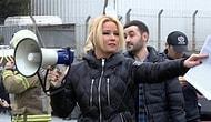 İstanbul'da İntihar Etmek İsteyen Kişiyi Müge Anlı ve Esra Erol İkna Etmeye Çalıştı