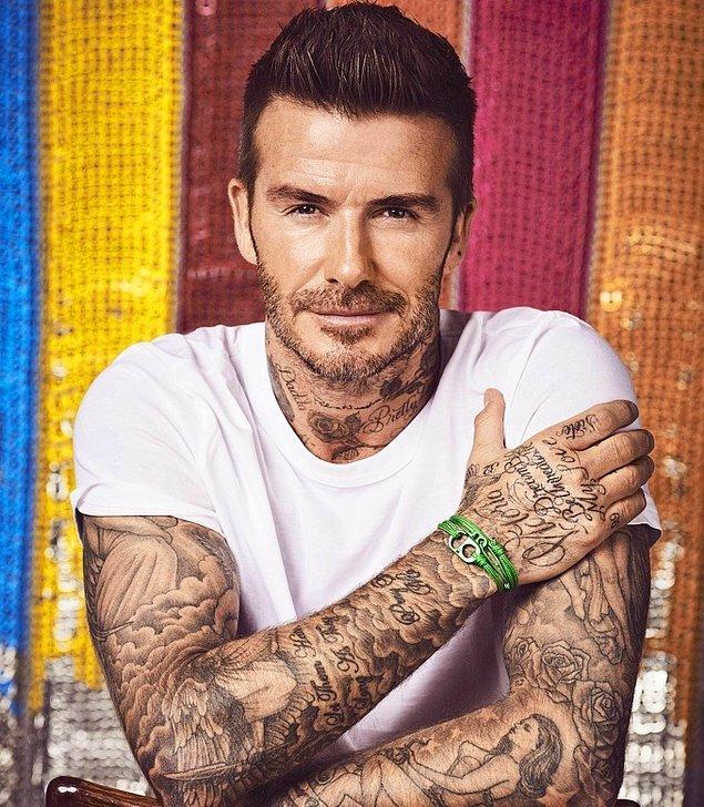 21. David Beckham